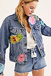 Thumbnail View 3: Rialto Jean Project Hannah Denim Jacket