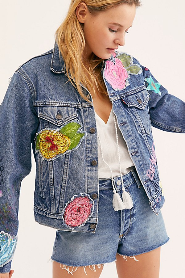 Slide View 3: Rialto Jean Project Hannah Denim Jacket