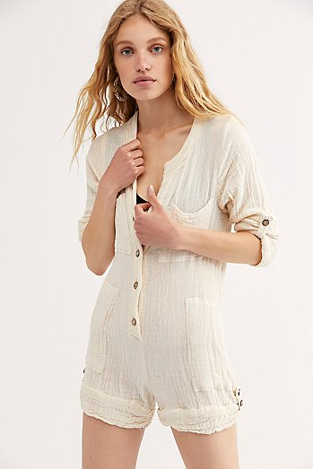 Admiral Playsuit