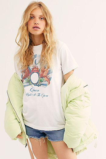 6c7280b09cf7 Graphic Tees - Graphic T Shirts for Women | Free People