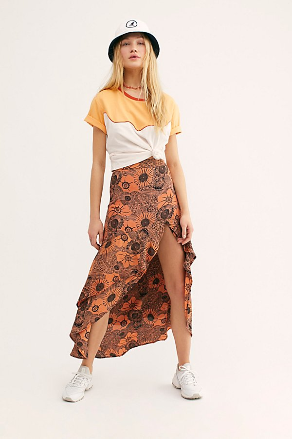 Slide View 1: Nadia Midi Skirt