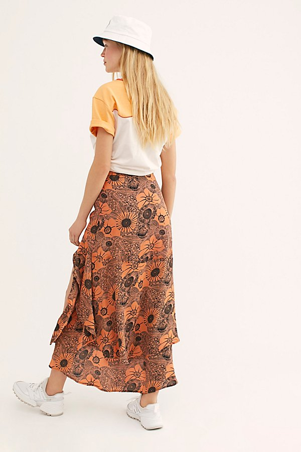 Slide View 2: Nadia Midi Skirt