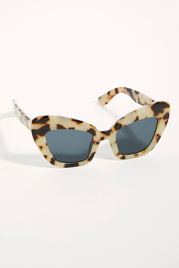 Slide View 2: Extreme Cat Eye Sunglasses