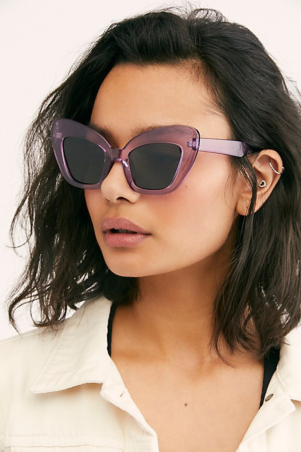 Slide View 1: Extreme Cat Eye Sunglasses