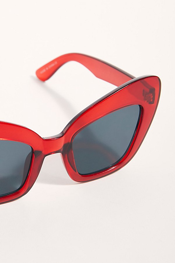 Slide View 4: Extreme Cat Eye Sunglasses