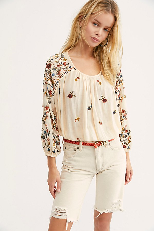 Slide View 2: Wild Flowers Blouse