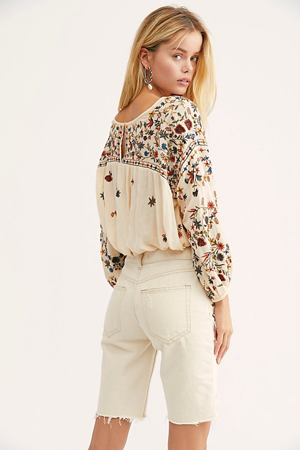 Slide View 3: Wild Flowers Blouse