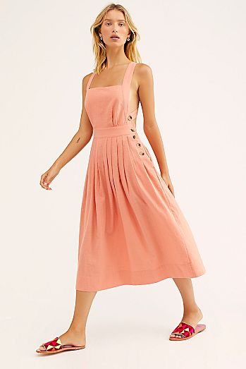 a290539063c99e gold - Dresses for Women - Boho, Cute and Casual Dresses   Free People