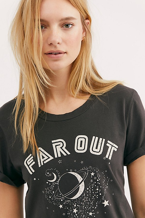 Slide View 1: Far Out Tee