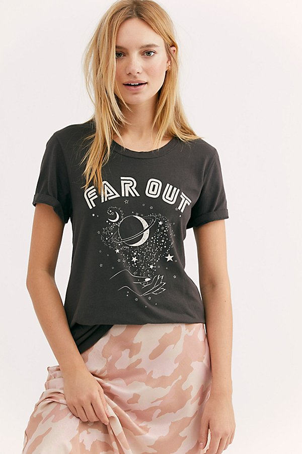 Slide View 2: Far Out Tee