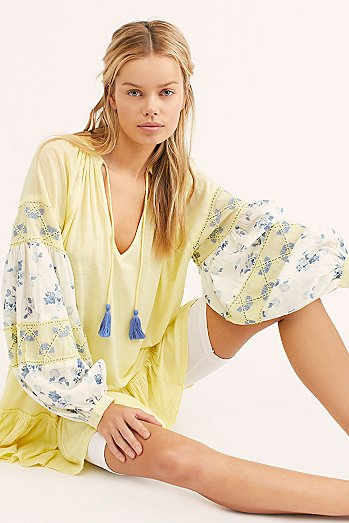Mix It Up Tunic