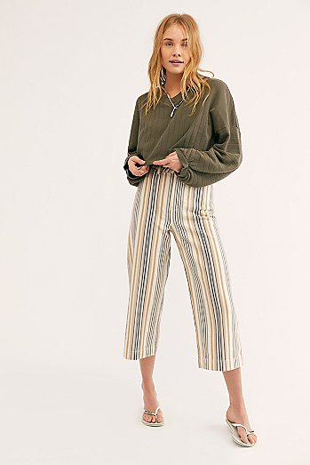 Patti Stripe Pants