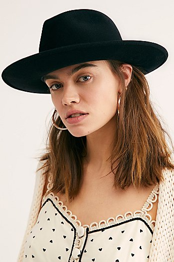 Allegra Felt Hat