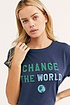 Thumbnail View 3: Change The World Tee