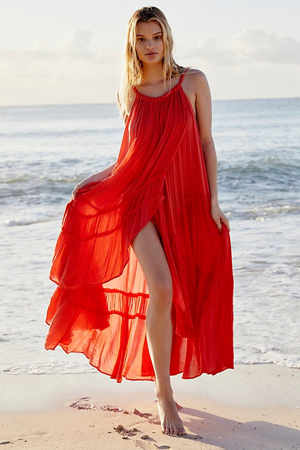 Slide View 4: Bare It All Maxi Dress