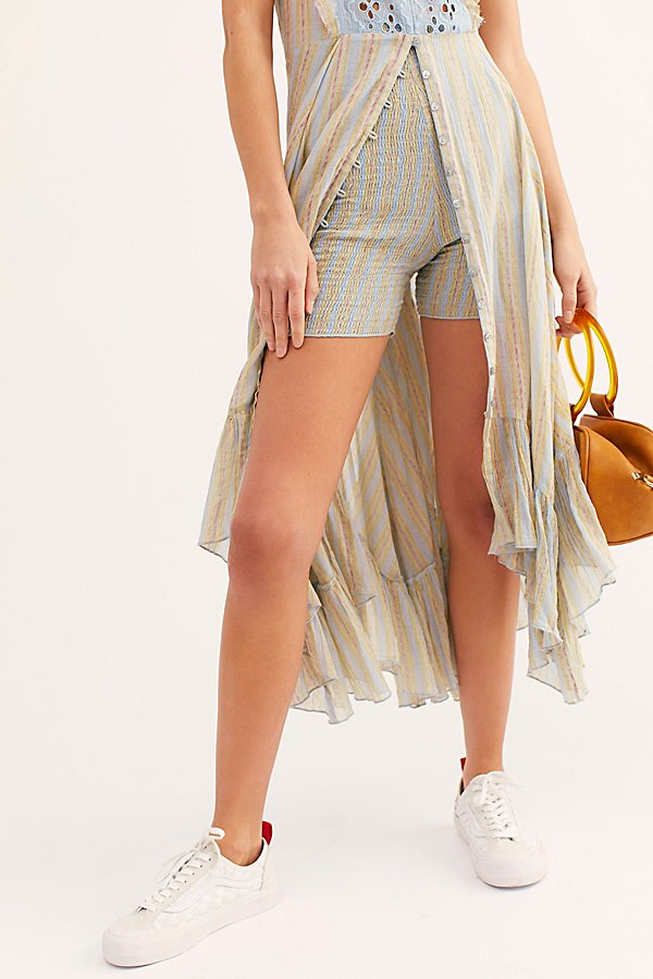Slide View 4: FP One Caraway Stripe Short Co-Ord