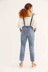 Thumbnail View 2: Contour Skinny Dungarees