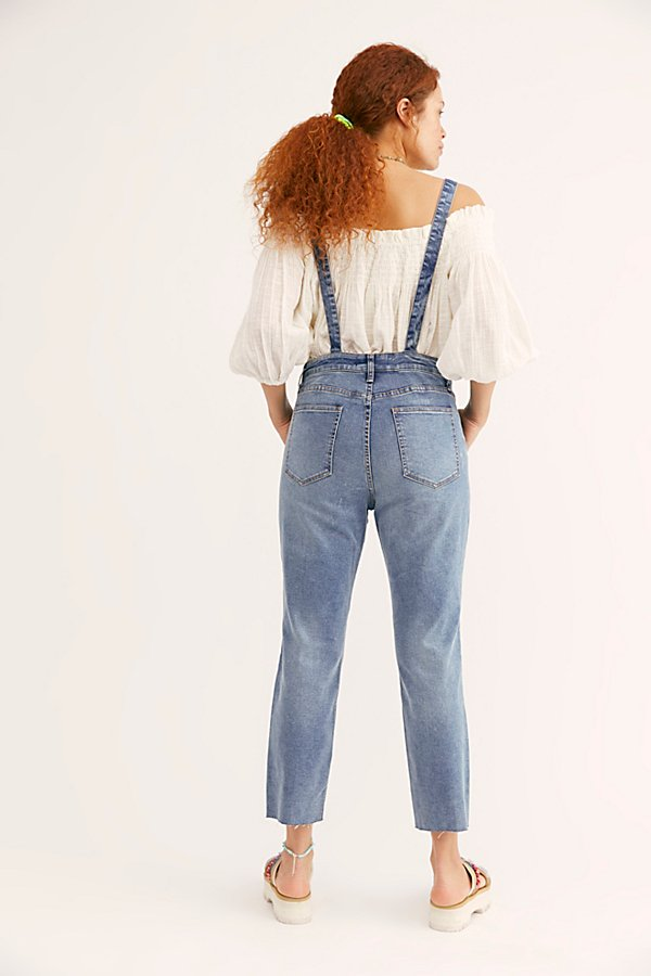 Slide View 2: Contour Skinny Dungarees