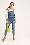 Thumbnail View 4: Contour Skinny Dungarees