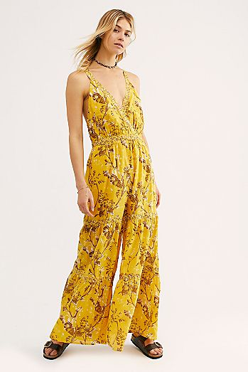 7a672427d79 Yellow - Womens Jumpsuits   Playsuits