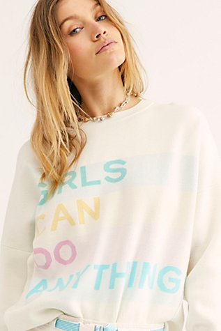 Nell Girl Pullover by Free People