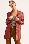 Thumbnail View 1: Carmen Leather Jacket