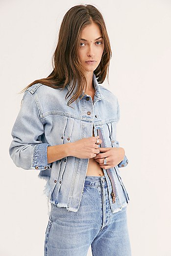 Dillon Denim Jacket