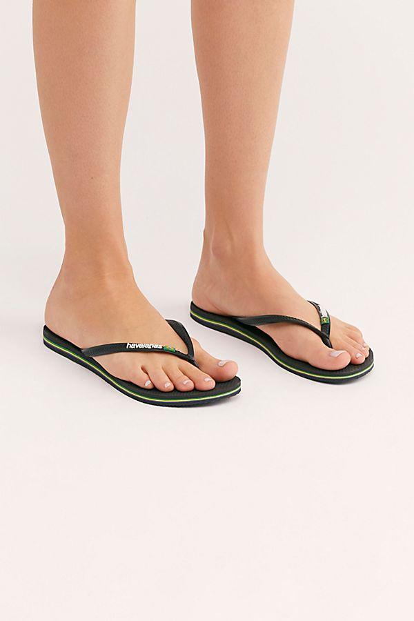 5f2a3699b Slide View 3: Havaianas Slim Brazil Flip Flop Sandal