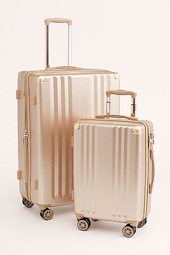 Ambeur Two Piece Luggage