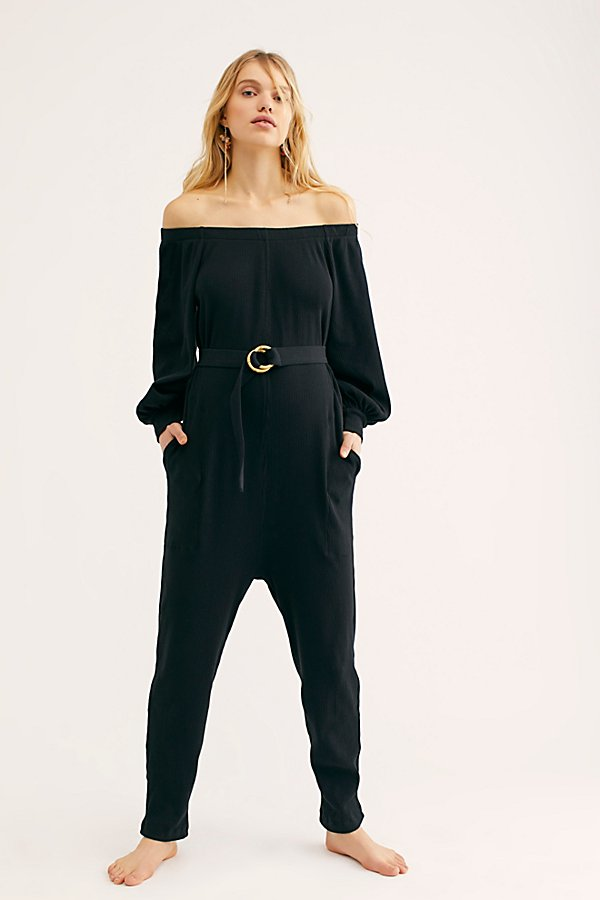 Slide View 1: Take A Chill Pill Jumpsuit