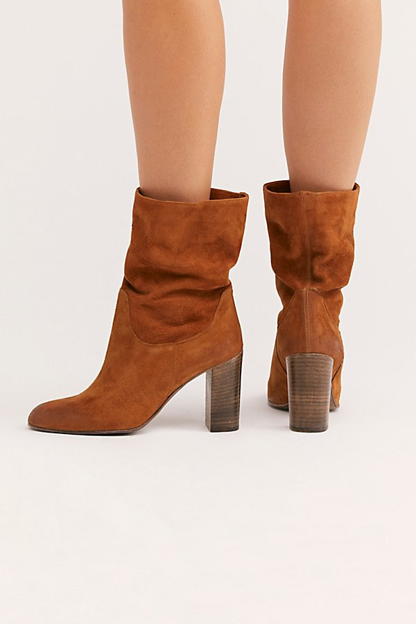 Slide View 4: Dakota Heel Boot