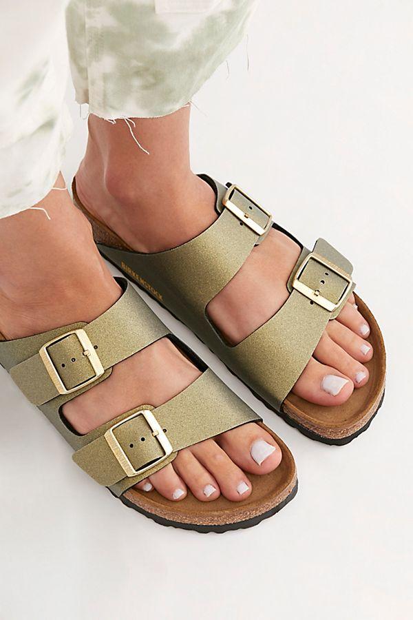 Birkenstock Metallic Sandals |