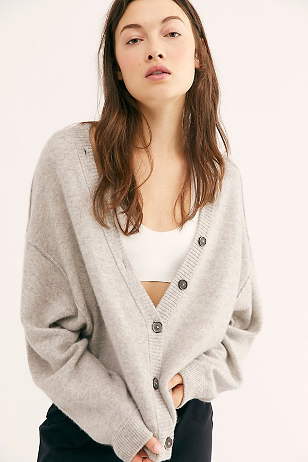 Slide View 1: Better Days Cashmere Cardi