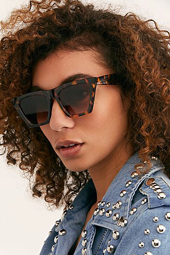 Amsterdam Cat Eye Sunglasses