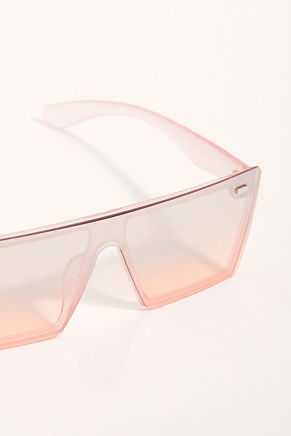 Slide View 5: Candy Shop Shield Sunglass