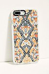 Thumbnail View 1: Vibrant Snakeskin iPhone Case