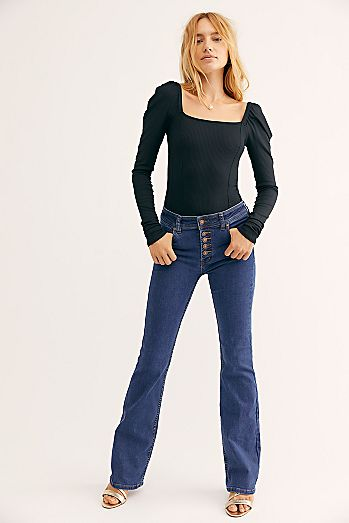 bf482afb519 Jeans & Denim for Women | Free People