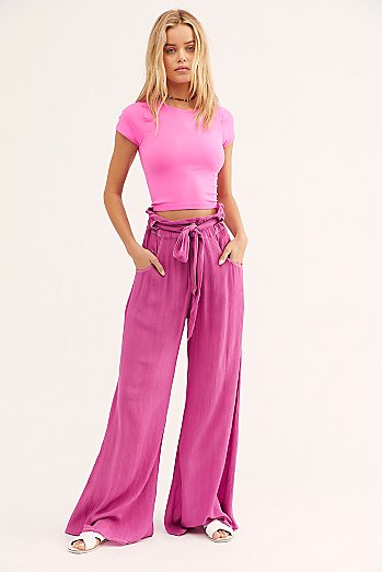 FP One 5 Pocket Slouch Pant