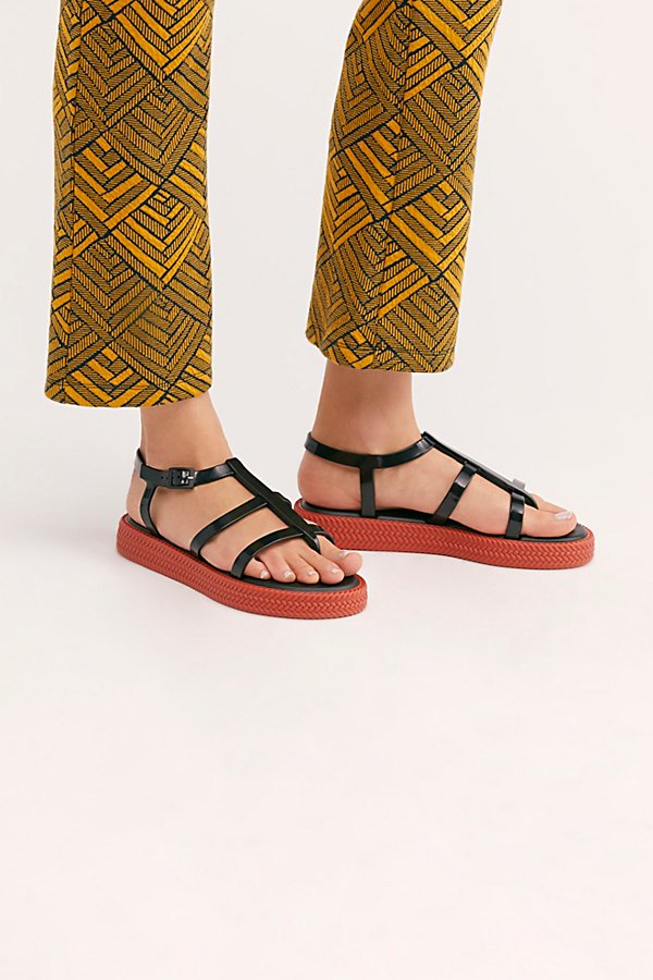 Slide View 1: Vegan Lydia Sandal