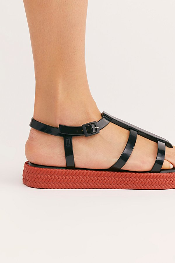 Slide View 3: Vegan Lydia Sandal