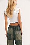Thumbnail View 4: Mixed-Up Utility Pants