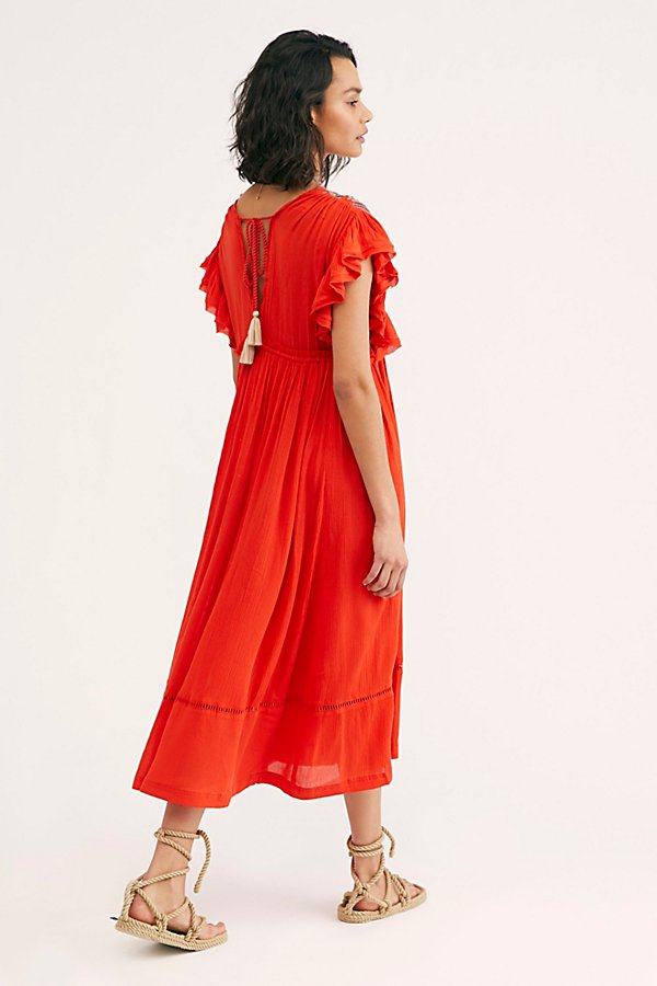 Slide View 6: Bali Will Wait For You Midi Dress