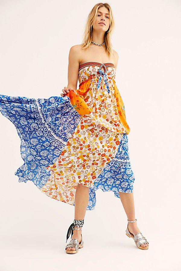 40ed7d7c4874 Slide View 1: Golden Dreams Maxi Dress
