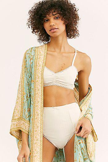 ce3c8f2605b Lana Organic Cotton Bralette