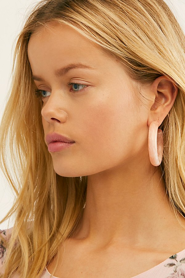 Slide View 3: All The Best Hoop Earring Set