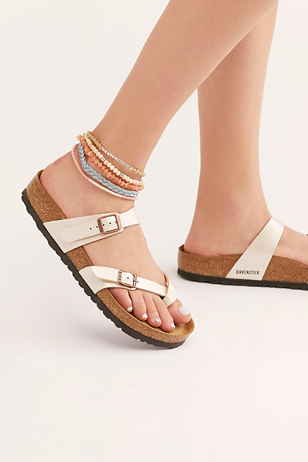 Slide View 1: Layer On Anklet