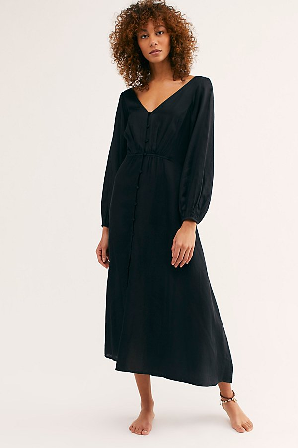 Slide View 3: Later Days Midi Dress
