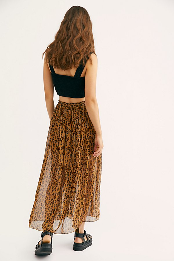 Slide View 2: Lydia Maxi Skirt