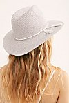 Thumbnail View 4: Silver Linings Straw Hat
