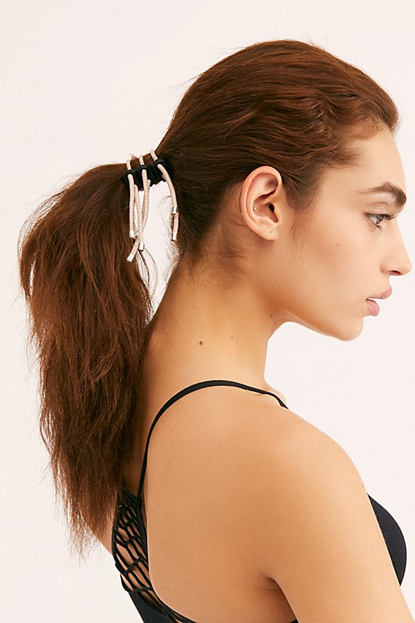 Slide View 1: Bungee Hair Tie Set
